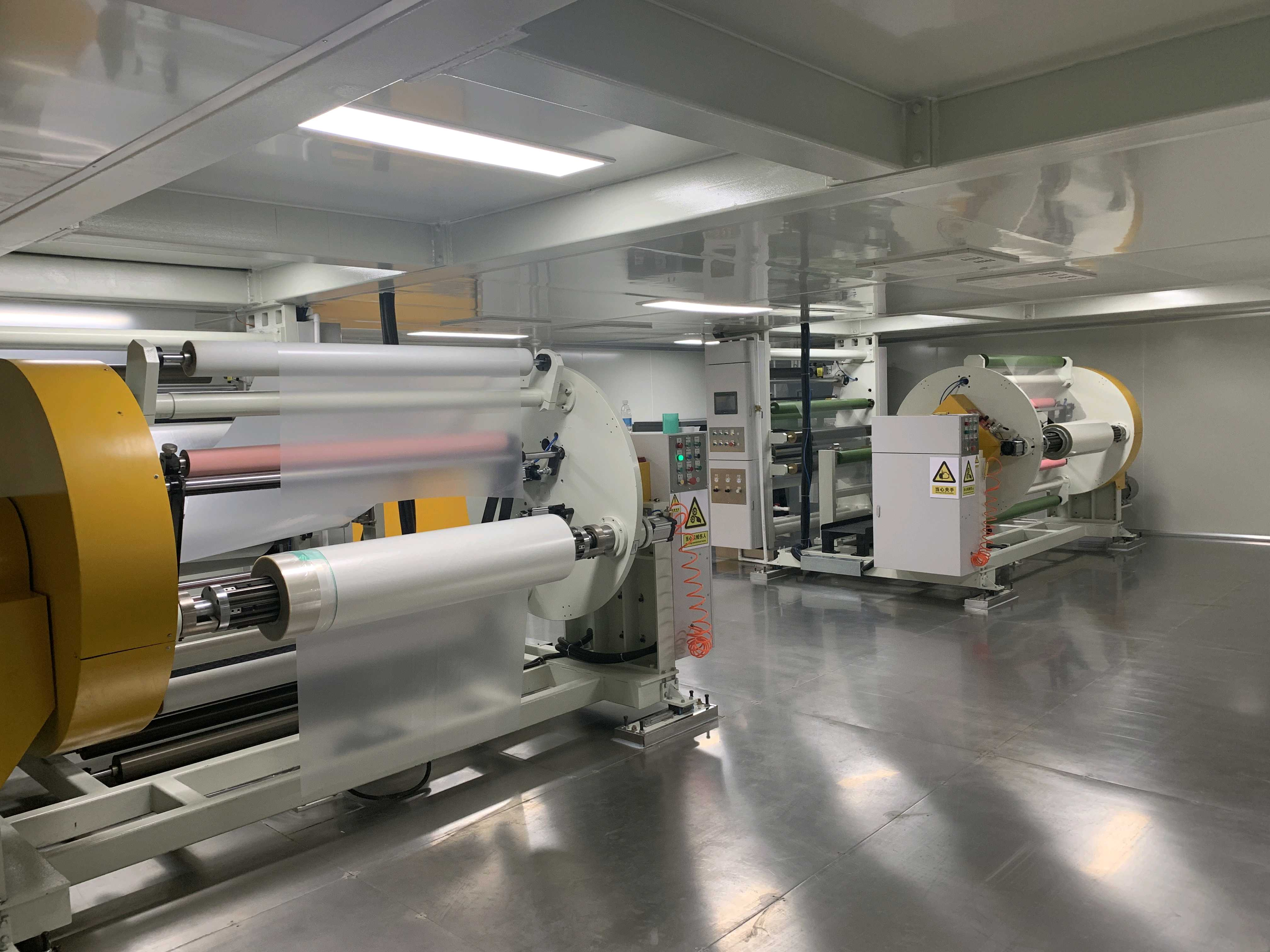 工厂直销、品质稳定、价格合理。十二条涂布线。