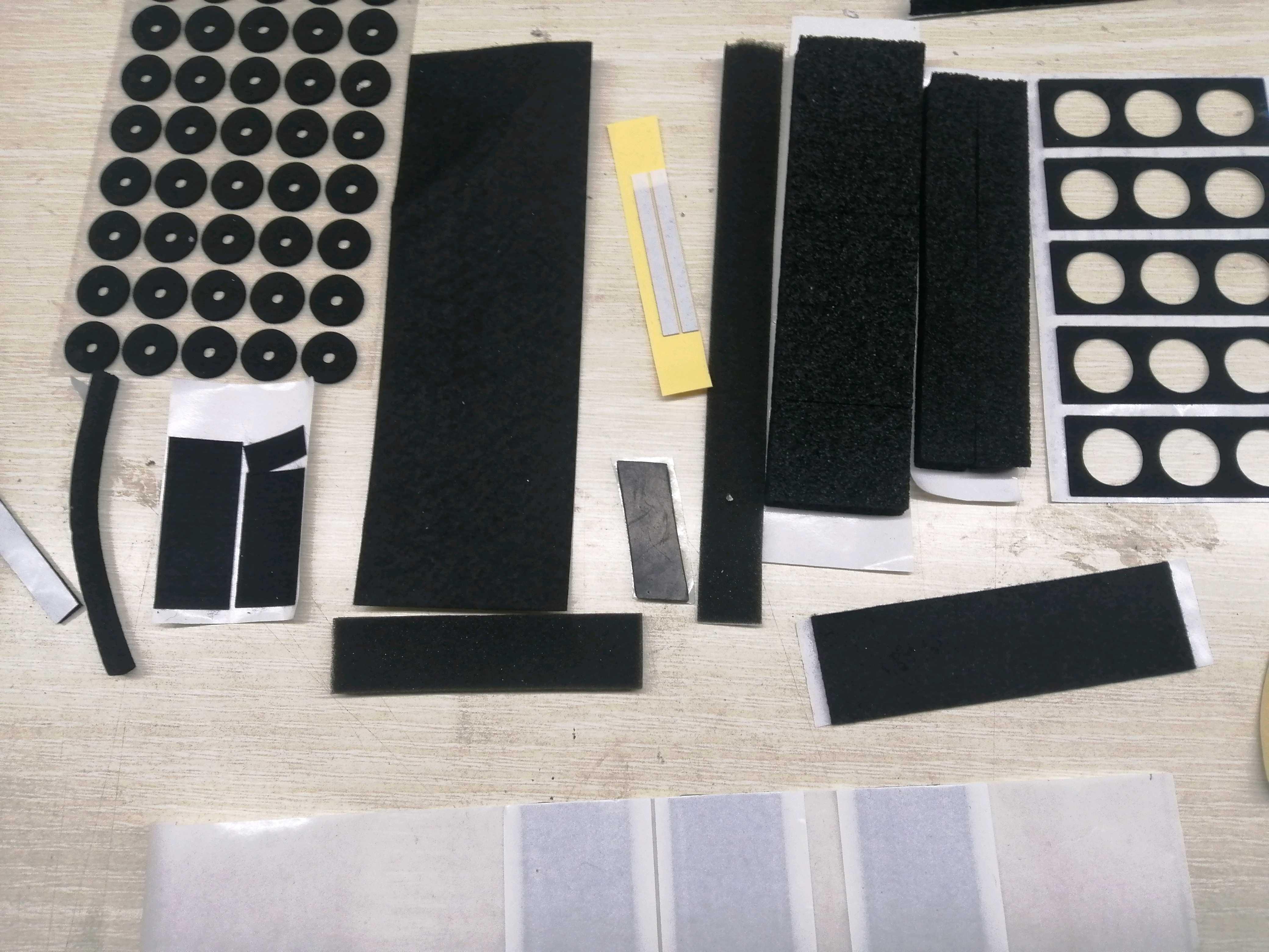 我公司主要生产各种泡棉及防水胶带等