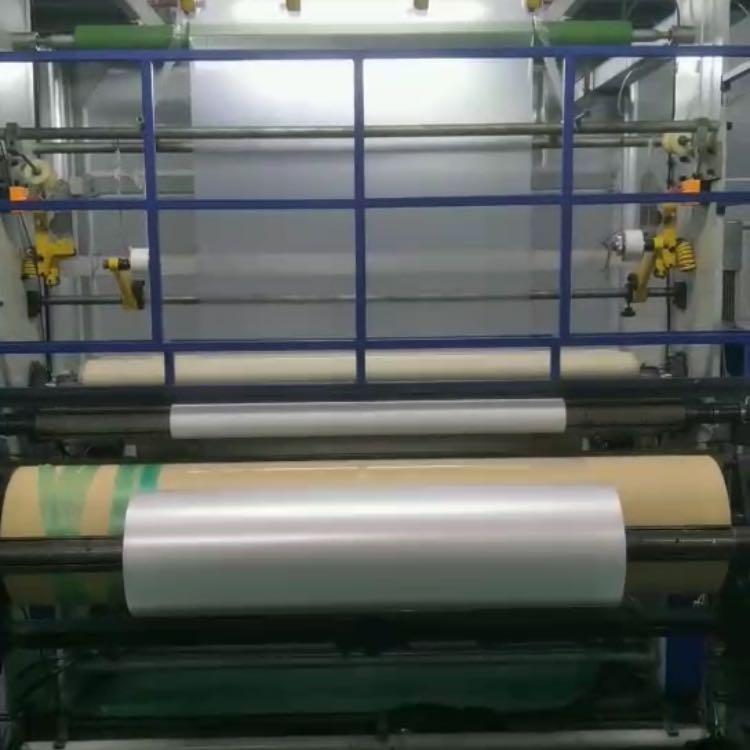 cpp磨砂,冲压蓝绿膜生产中,15014662832麦生