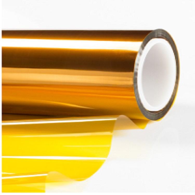 双向拉伸黄色聚酰亚胺薄膜NS