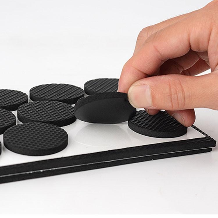 透明硅胶垫 食品级硅胶垫片 密封硅胶垫圈 自粘硅胶脚垫 橡胶垫