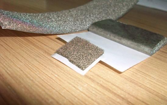 铜箔全方位导电泡棉