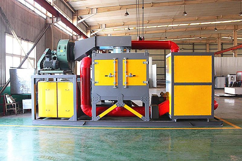 化工有机废气处理设备 广西有机废气处理 乐途环保
