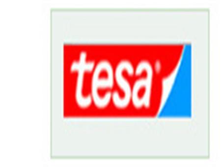 德莎tesa7930哑光黑色单面薄膜胶带