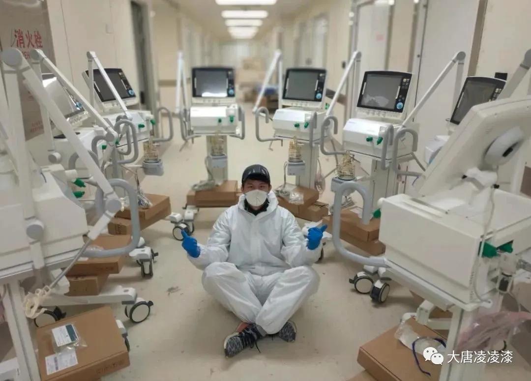 全球抢购中国呼吸机:订单排到六月...
